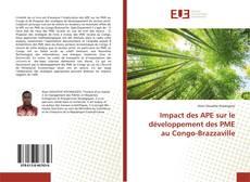 Bookcover of Impact des APE sur le développement des PME au Congo-Brazzaville