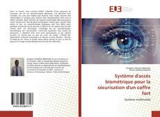 Bookcover of Système d'accès biométrique pour la sécurisation d'un coffre fort