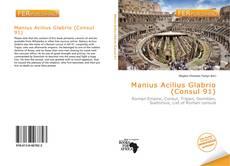 Bookcover of Manius Acilius Glabrio (Consul 91)