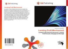 Bookcover of Landing Craft Mechanized
