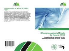 Обложка Championnats du Monde de Karaté 1990