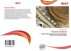 Bookcover of Chemical Bank