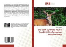 Portada del libro de Les ODD, Synthèse Pour la Durabilité Des Ressources et de la Planète