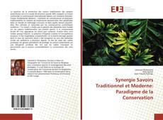 Обложка Synergie Savoirs Traditionnel et Moderne: Paradigme de la Conservation