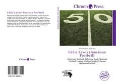 Eddie Lewis (American Football) kitap kapağı