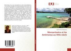 Maroantsetra et les Antimaroa au XIXe siècle的封面