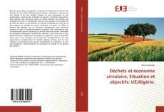 Bookcover of Déchets et économie circulaire, Situation et objectifs: UE/Algérie.