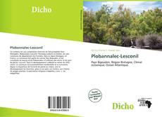Plobannalec-Lesconil的封面