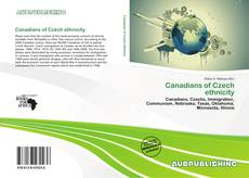 Portada del libro de Canadians of Czech ethnicity