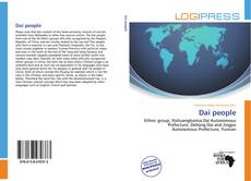 Bookcover of Dai people