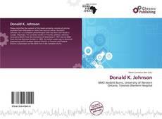Donald K. Johnson kitap kapağı