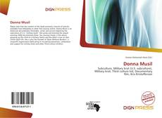 Bookcover of Donna Musil