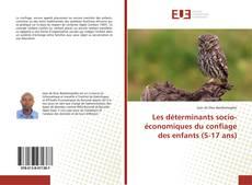 Bookcover of Les déterminants socio-économiques du confiage des enfants (5-17 ans)