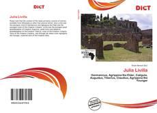Обложка Julia Livilla