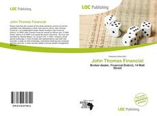 Bookcover of John Thomas Financial