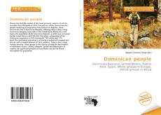 Bookcover of Dominican people