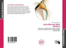 Capa do livro de Juan Manuel Abal Medina