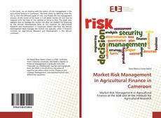 Bookcover of Market Risk Management in Agricultural Finance in Cameroon