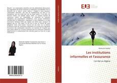 Borítókép a  Les institutions informelles et l'assurance - hoz