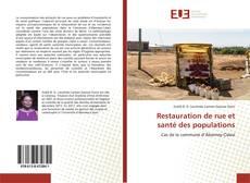 Couverture de Restauration de rue et santé des populations