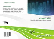 Bookcover of Hambros Bank