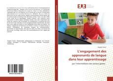 Bookcover of L'engagement des apprenants de langue dans leur apprentissage