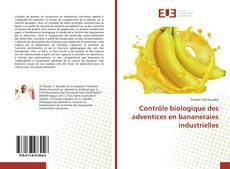 Обложка Contrôle biologique des adventices en bananeraies industrielles