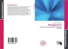 Copertina di Nitroglycérine