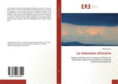 Bookcover of La mousson africaine