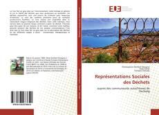Bookcover of Représentations Sociales des Déchets
