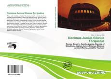 Buchcover von Decimus Junius Silanus Torquatus