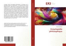 Encyclopédie philosophique的封面