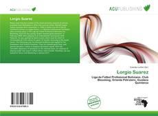 Capa do livro de Lorgio Suarez