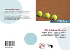 1998 US Open (Tennis)的封面