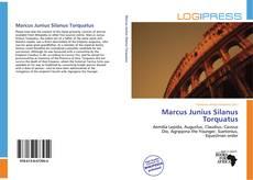 Capa do livro de Marcus Junius Silanus Torquatus