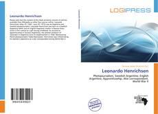 Leonardo Henrichsen的封面