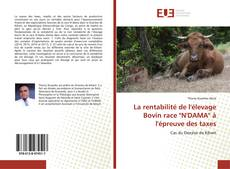 "Portada del libro de La rentabilité de l'élevage Bovin race ""N'DAMA"" à l'épreuve des taxes"