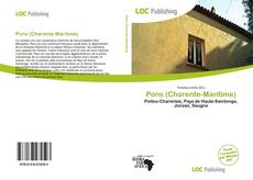 Bookcover of Pons (Charente-Maritime)