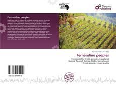 Bookcover of Fernandino peoples