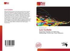 Portada del libro de Luis Curbelo