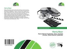 Обложка Harry Baer