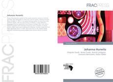 Bookcover of Johanna Hurwitz