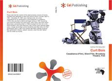 Bookcover of Curt Bois
