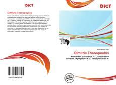 Portada del libro de Dimitris Thanopoulos