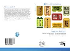 Buchcover von Martina Gedeck