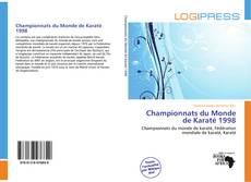 Обложка Championnats du Monde de Karaté 1998