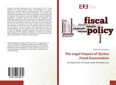 Capa do livro de The Legal Impact of Quitus Fiscal Exoneration
