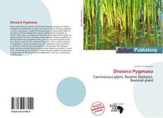 Bookcover of Drosera Pygmaea
