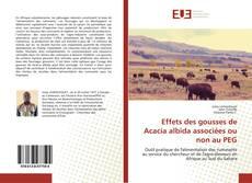 Bookcover of Effets des gousses de Acacia albida associées ou non au PEG