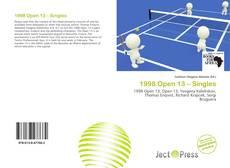 Couverture de 1998 Open 13 – Singles